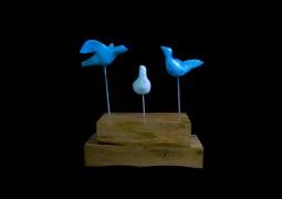 שלוש ציפורים